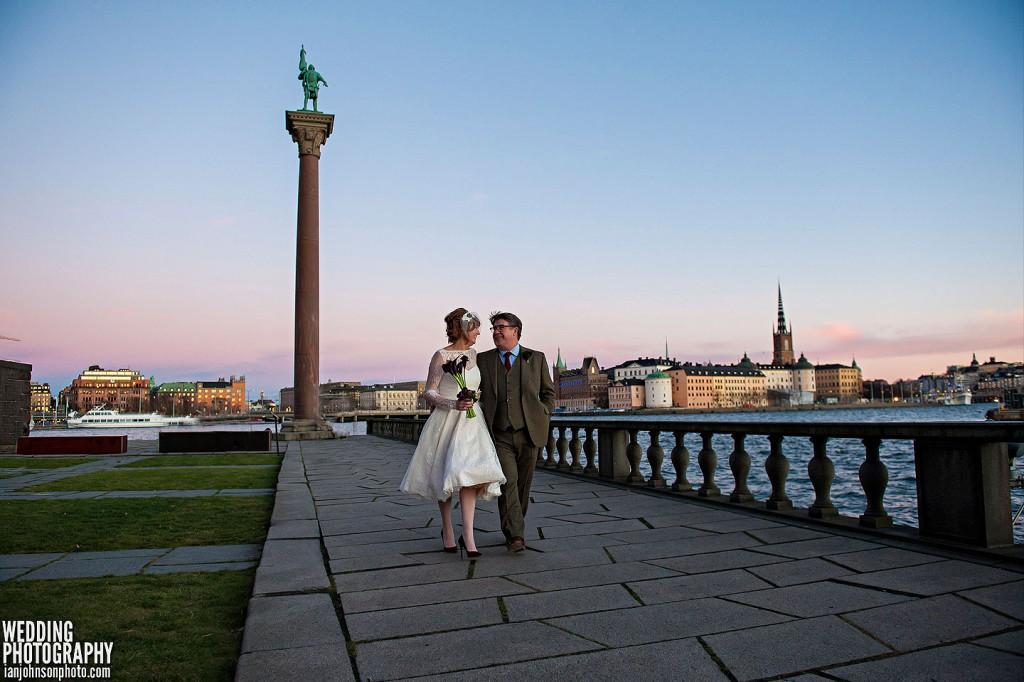 Stadshuset Bröllopsfotografering