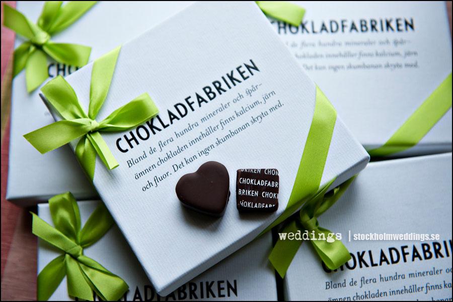 '' Chokladfabriken bröllopstårtor ''