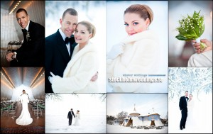 koppartälten vinterbröllop stockholm