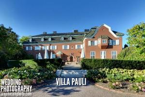 Villa pauli bröllop