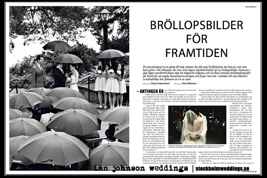 ''bröllopsfotograf''
