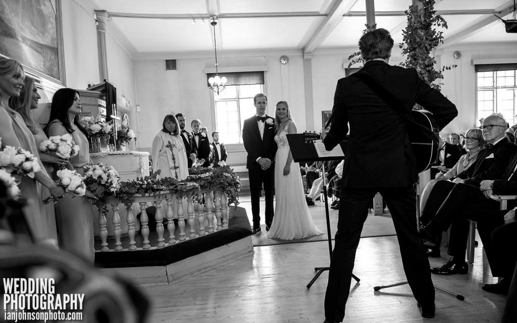 Djurgårdskyrkan Bröllop