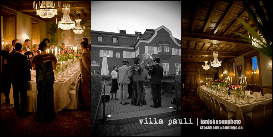 Villa Pauli Djursholm