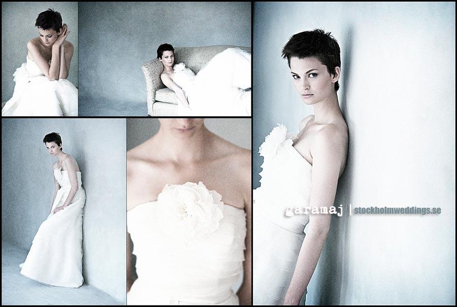 ''garamaj - brudklänningar''