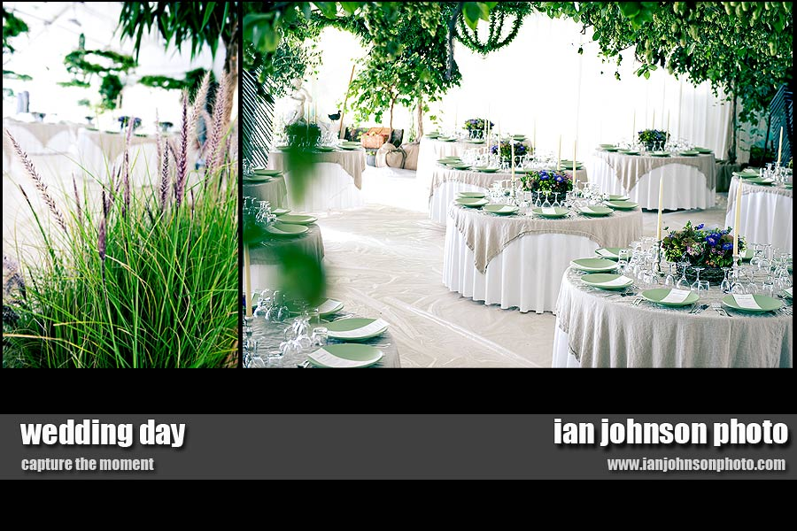eco green  weddings