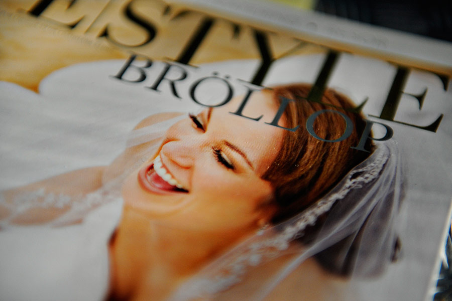 lifestyle wedding magazine
