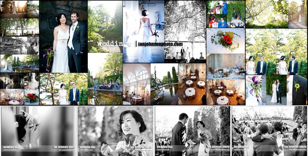 Millesgården korean wedding