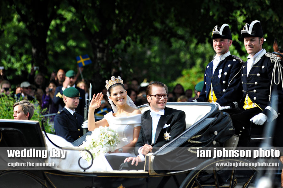Royal Wedding Stockholm Sweden