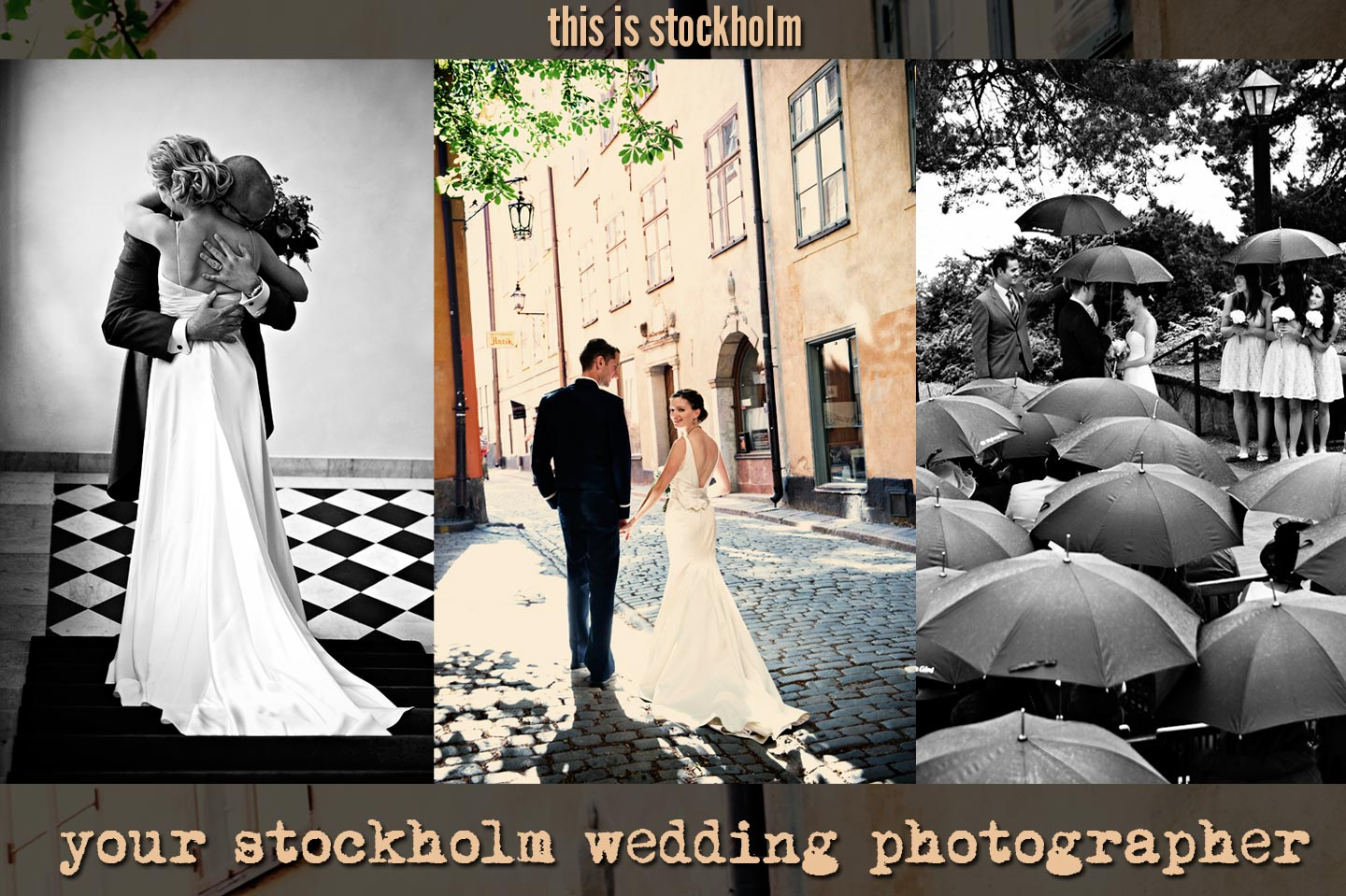 stockholm weddings