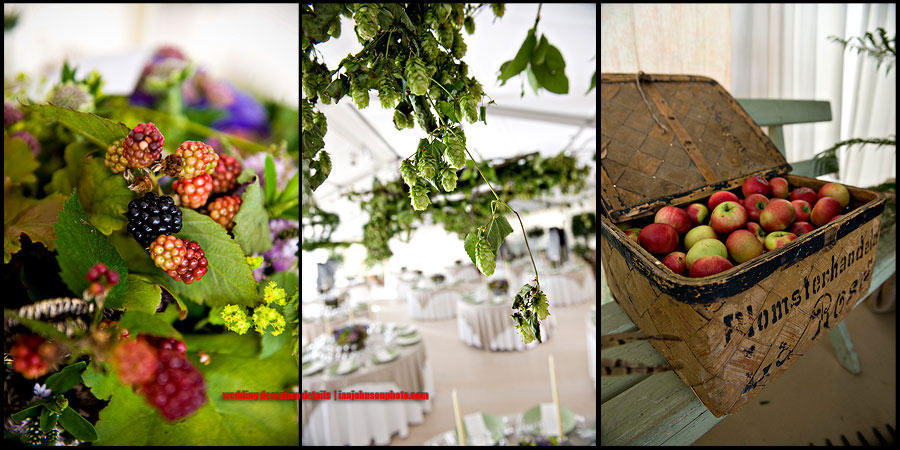green wedding decoratons summerweddingdecorationideas