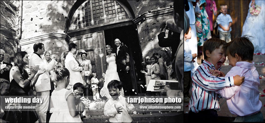 Stockholm Wedding Photographer Ian Johnson