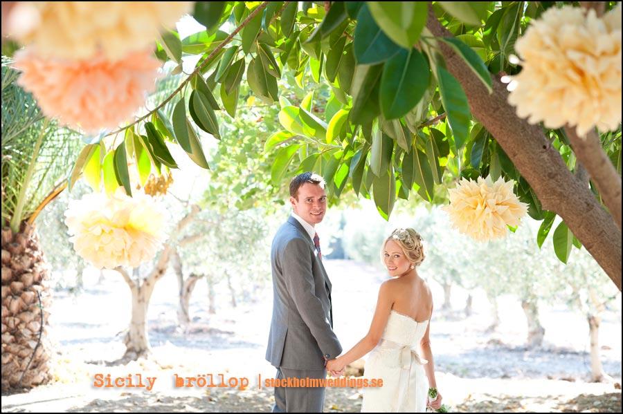 ''utomlands bröllop''