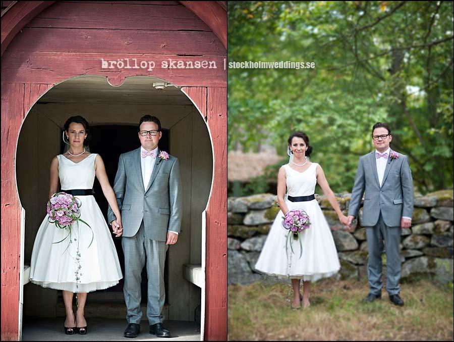 '' bröllop-skansen''