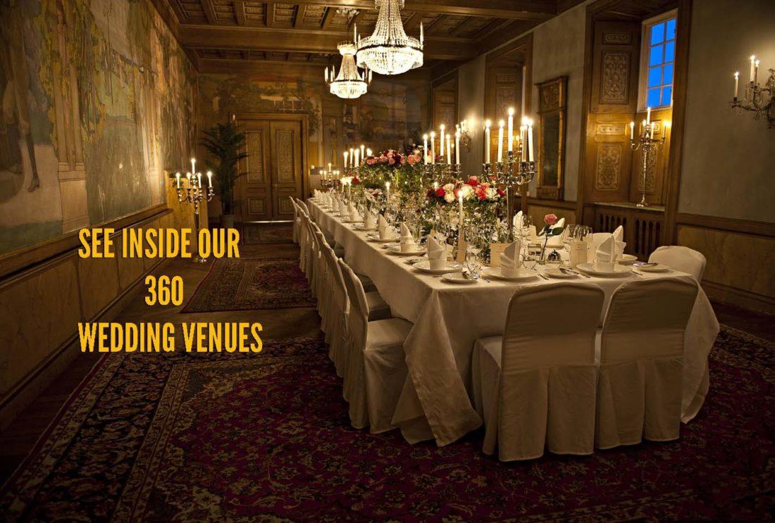 wedding venues 360