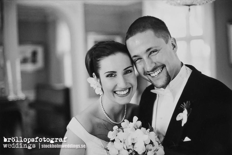 Nyckelviken bröllops bild