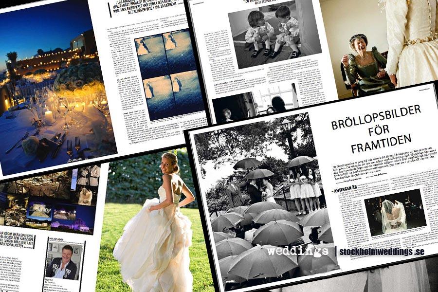 the bröllopsfotograf stockholm