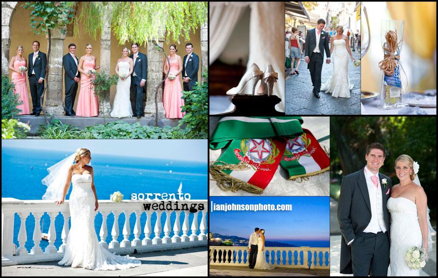 bröllop italian