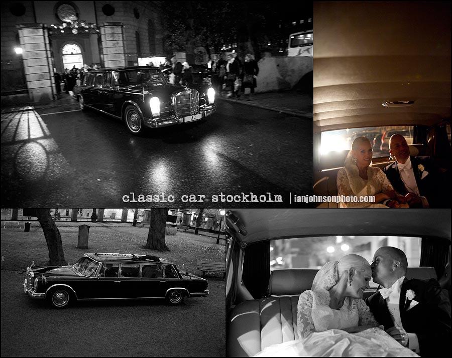 '' wedding classic car ''