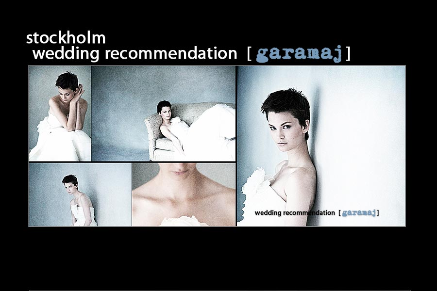 Garamaj Brudklänning Weedding dress shop on Birger Jarlsgatan
