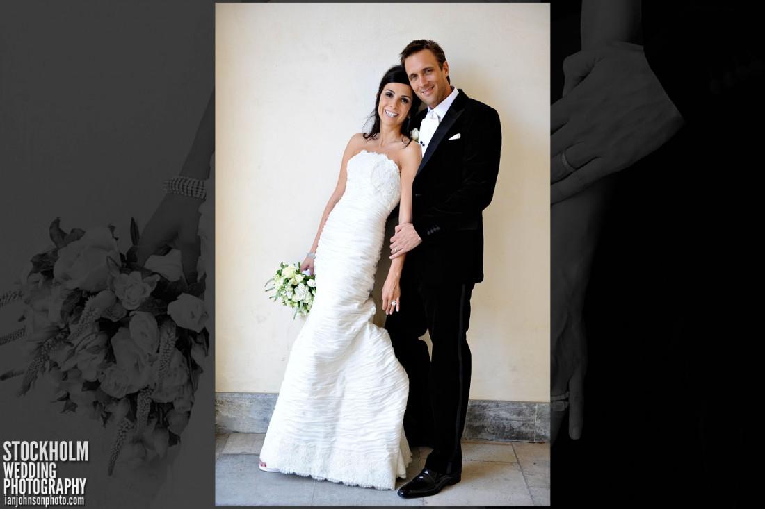 Bröllop i Hedvig Eleonora
