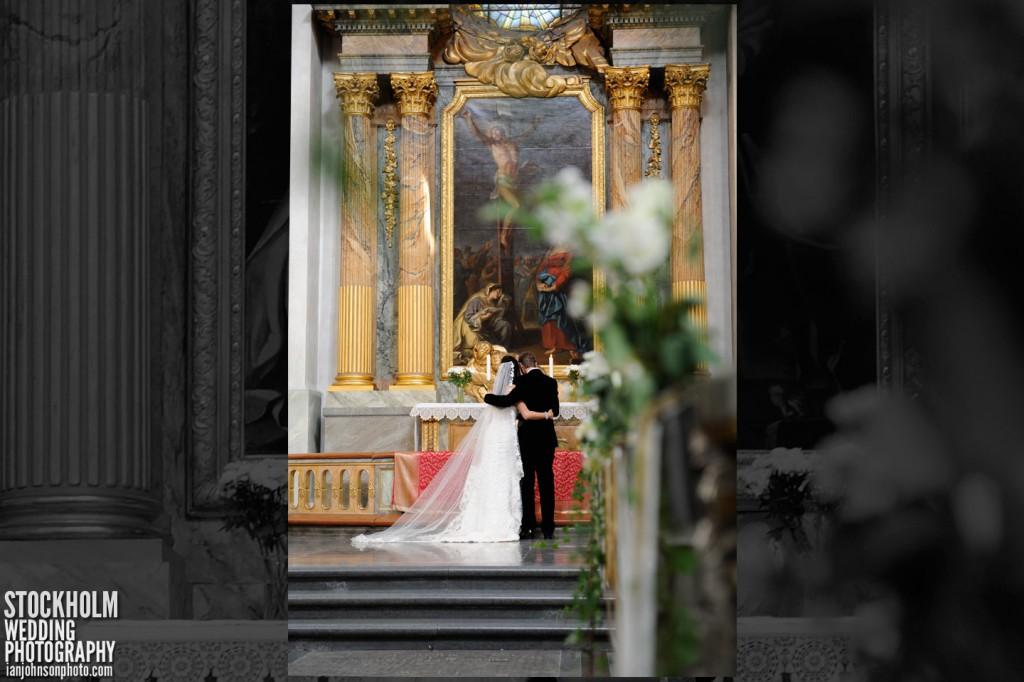 Bröllopsfotograf rekommendera Hedvig Eleonora