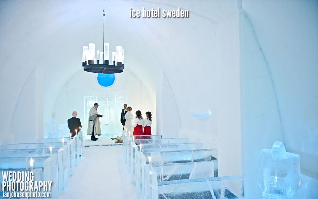 ice hotel church