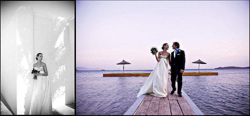 destination wedding mykonos