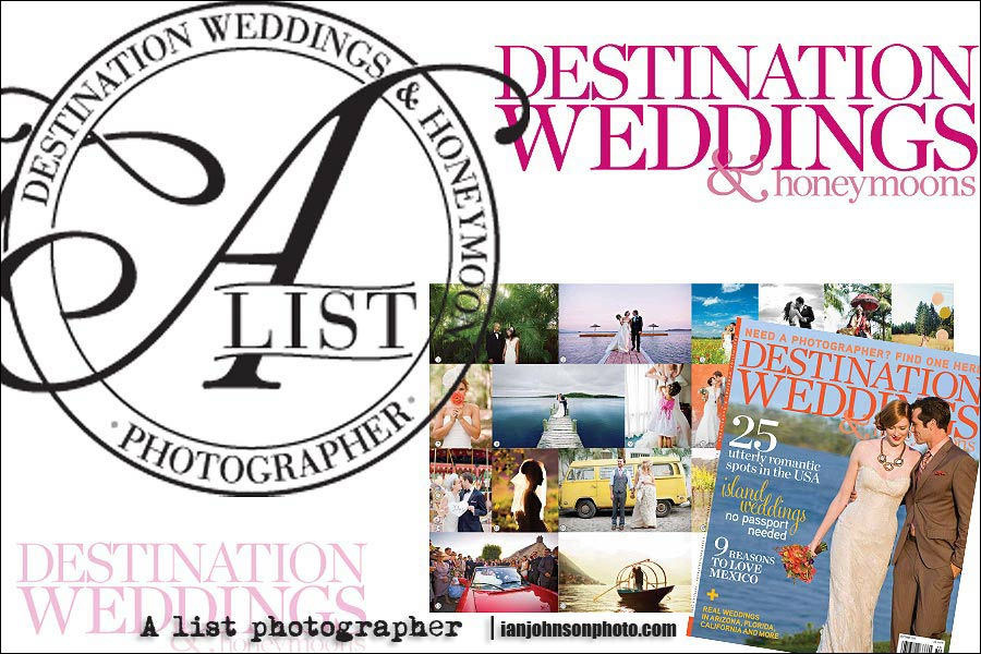 destination wedding magazine recommendation