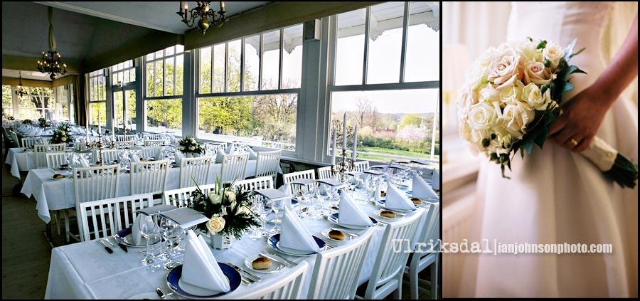 Bröllop Ulriksdal