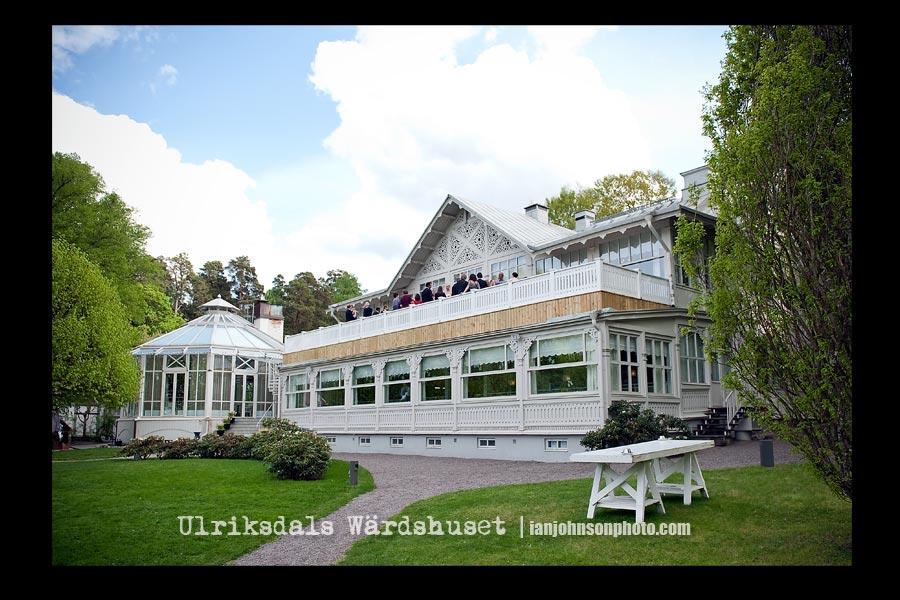 Ulriksdals Bröllop