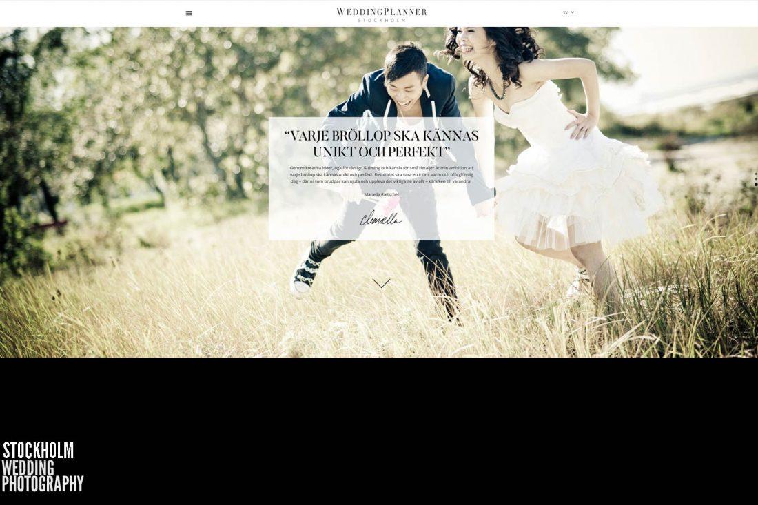 wedding planner stockholm